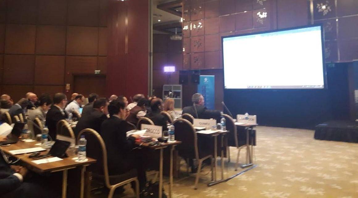 Держгідрографія взяла участь у третій Підготовчій дипломатичній конференції МАМС