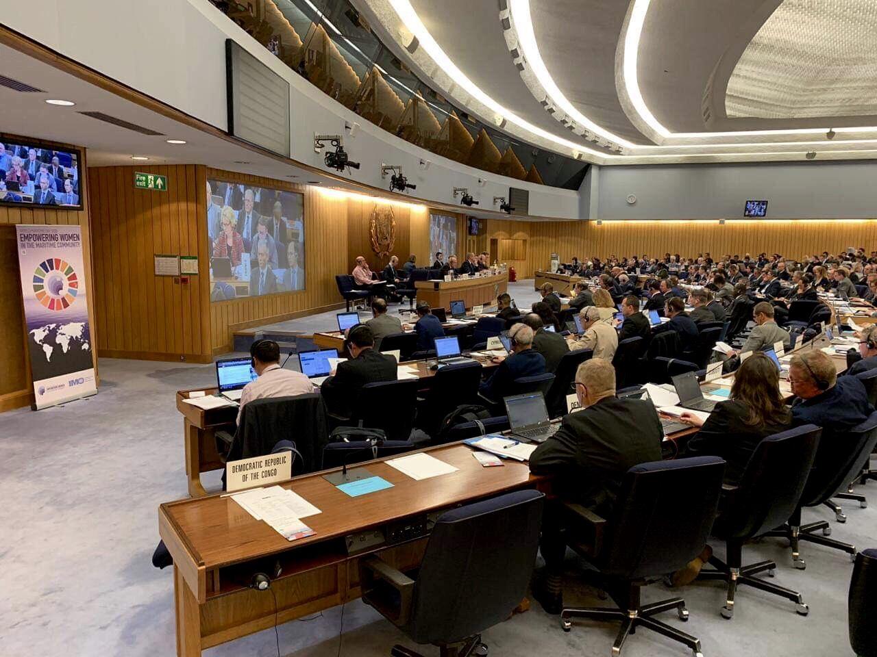 Підсумки 101-ї сесії Комітету з безпеки на морі Міжнародної морської організації