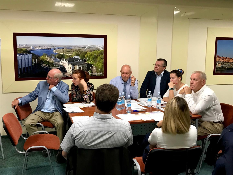 Працівники Держгідрографії беруть участь у 2-й стратегічній сесії з планування роботи Мінінфраструктури