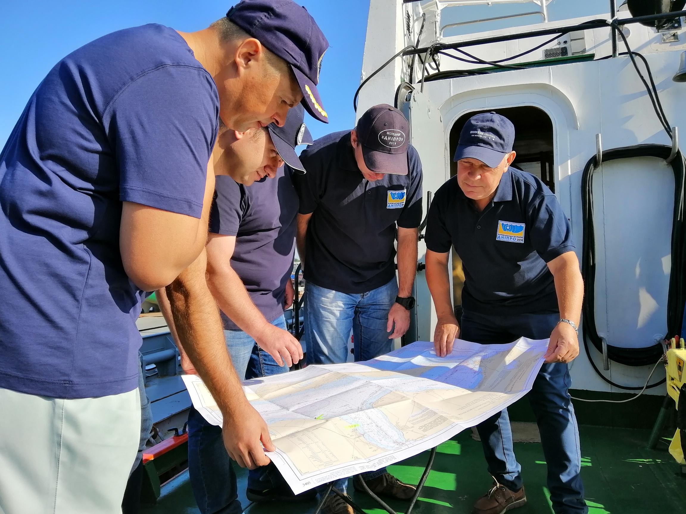 Держгідрографія провела засідання науково-технічної ради, Морські бізнес-новини України