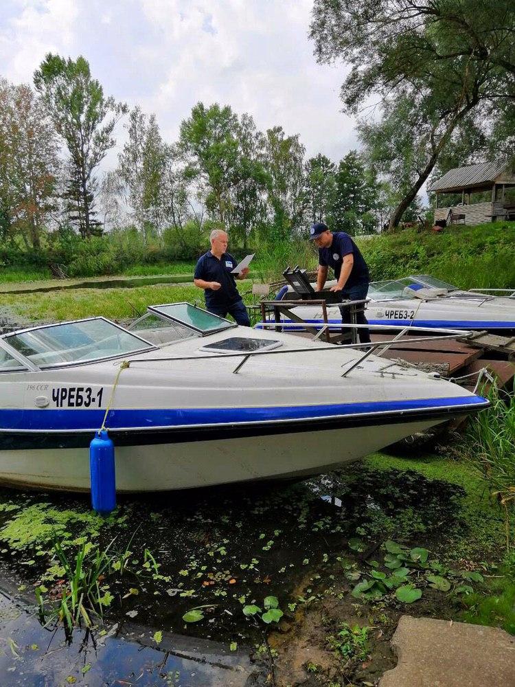Держгідрографія вперше проводить наукову експедицію на річці Прип'ять