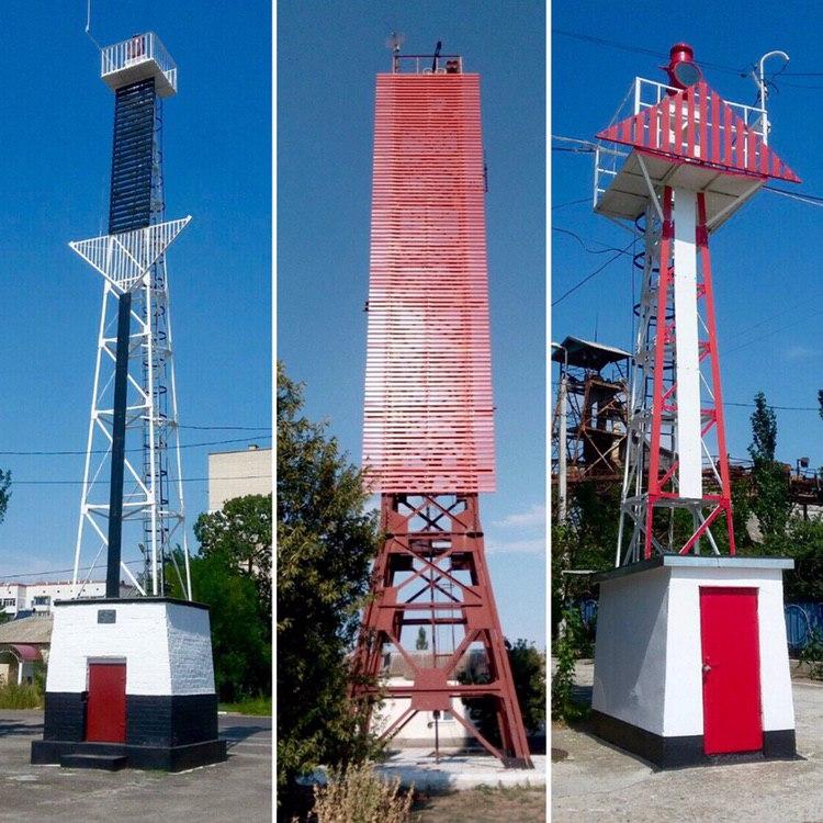 Держгідрографія відремонтувала навігаційні знаки та Станіслав-Аджигольський Задній маяк