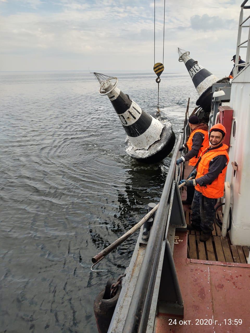 Держгідрографія спільно з РІС покращує інформованість судноплавців