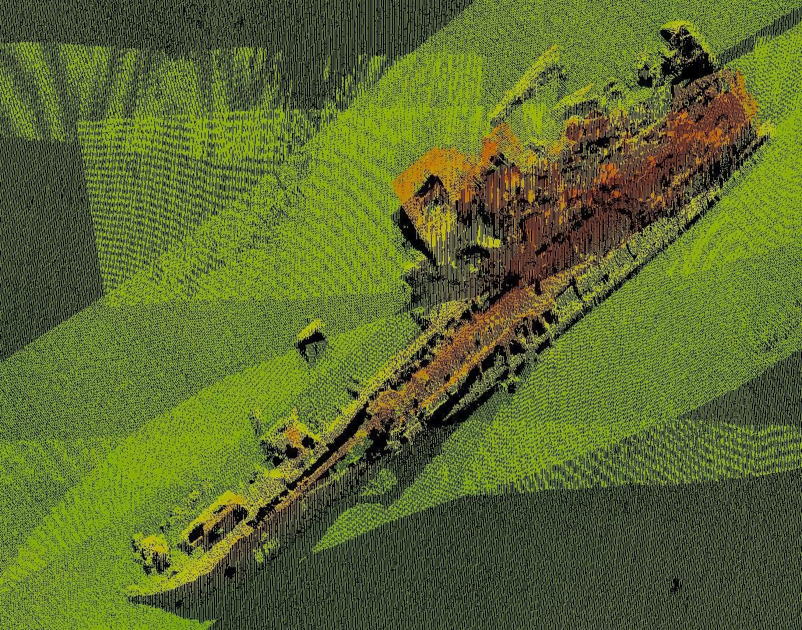 Плановий ремонт суден