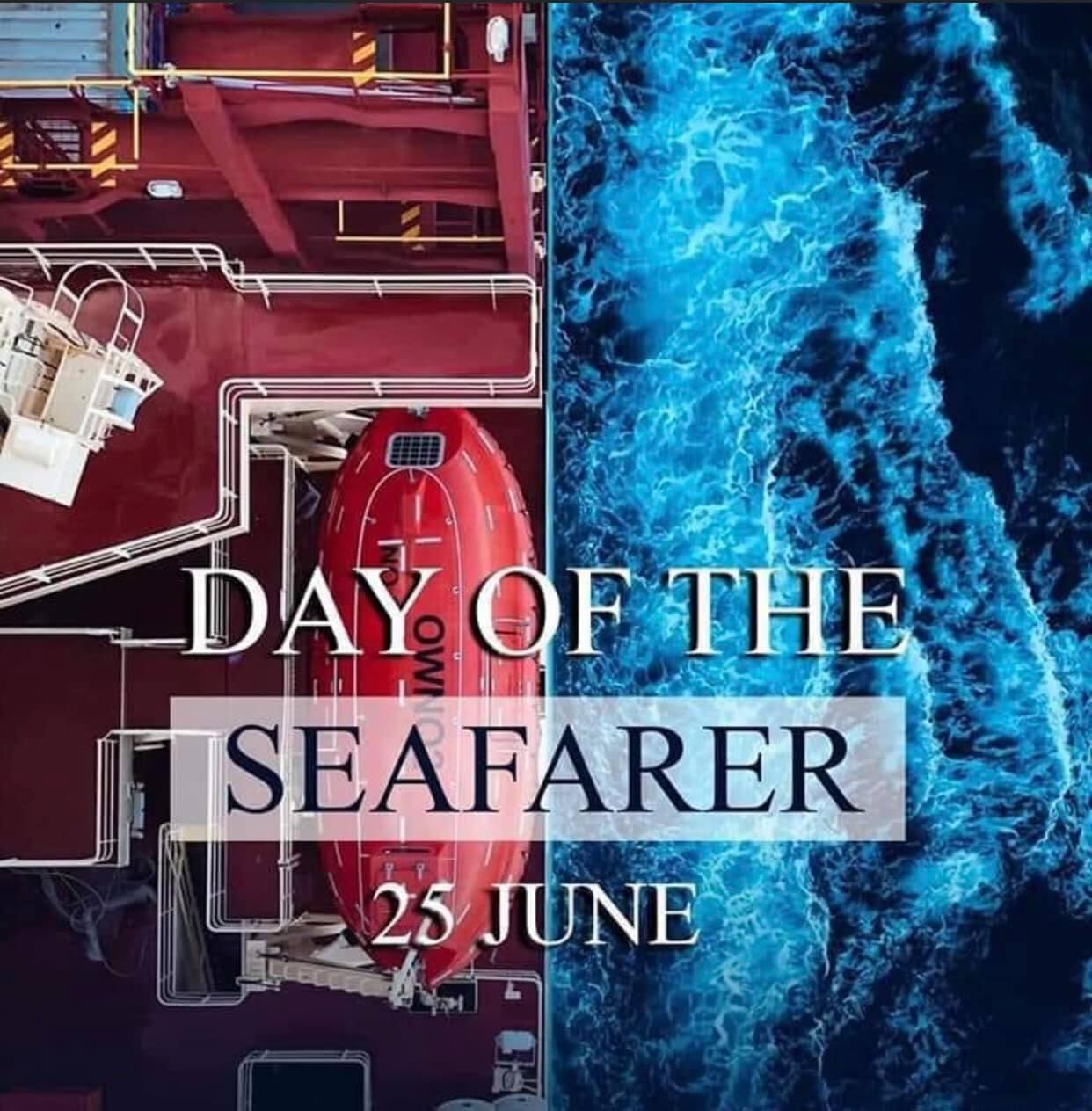 Щиро вітаємо всіх, хто пов'язав своє життя із водною стихією, із Міжнародним Днем моряка!